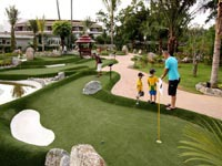 Phuket Mini Adventure Golf