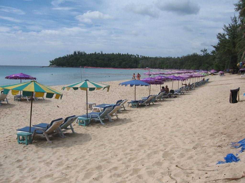 Kata Beach Island Tours